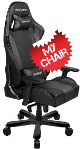 DXRacer produces the best Gaming Chairs ever.