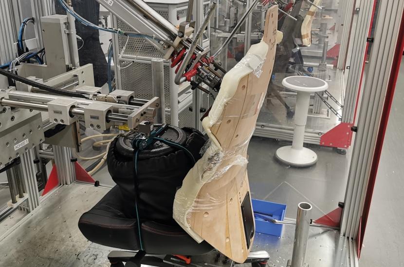 load test backrest