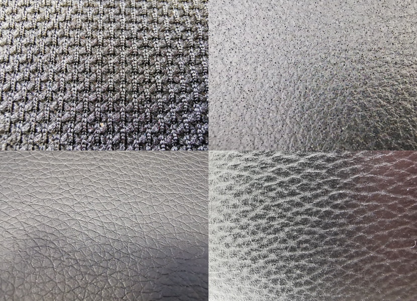 various-cover-materials